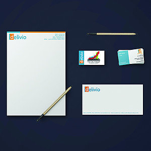 Delivio Stationery Set
