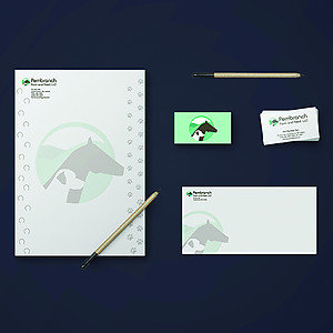 Pembranch Farm and Feed, LLC Stationery Set