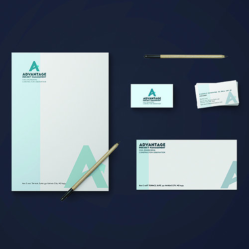 Advantage Project Management, Inc. Stationery Set
