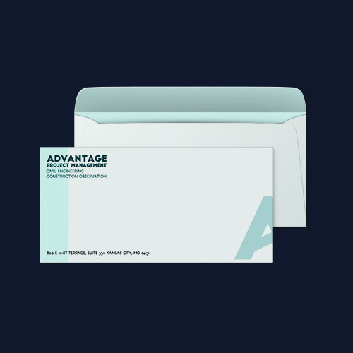 Advantage Project Management, Inc. Envelope